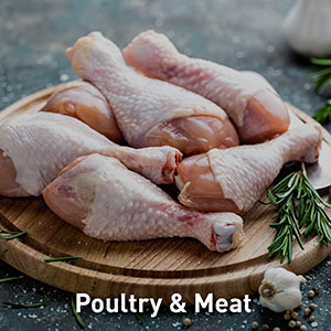 Profile Films is FDA compliant and serves the poultry and meat industries