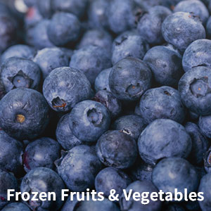 Profile serves frozen fruits and vegetables industries