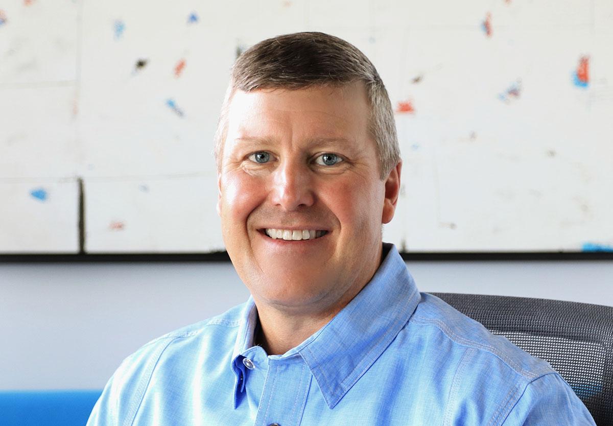 Sam Swartz Vice President, Engineering & Procurement